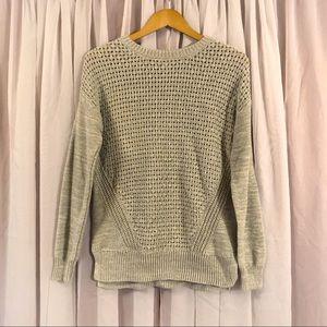 Stylus gray sweater